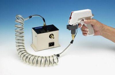 Antistat utstyr