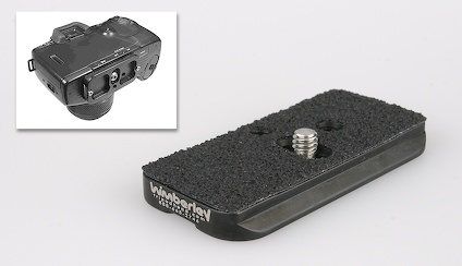 Kamera plate