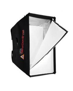 PHOTOFLEX SilverDome NXT SoftBox / Flash / Halogen / Medium-60x80x43 cm