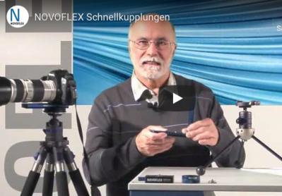 NOVOFLEX hurtigkoblings video