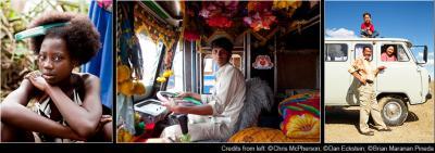 Konkurranse med reisebilder for amatører og profesjonelle